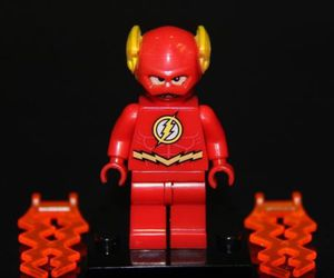 justice league, building toys, and lego image
