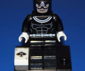 ebay, lego, and super heroes image
