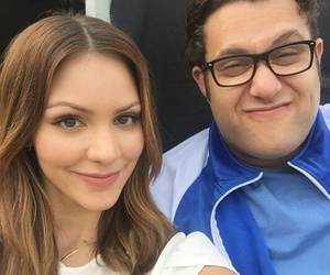 scorpion, katharine mcphee, and sylvester dodd image
