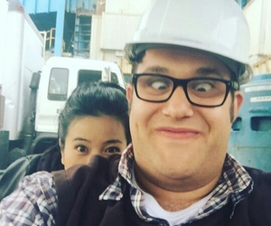 scorpion, jadyn wong, and happy quinn image