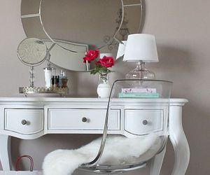 beautiful, decor, and feminine image