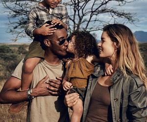 family, model, and Doutzen Kroes image