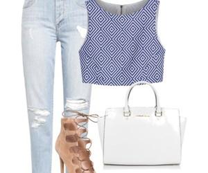 boyfriend jeans, cozy, and fashion image