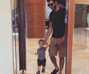 bariş arduç, baby, and family image