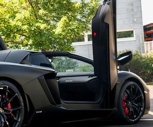 Lamborghini, luxury, and car image