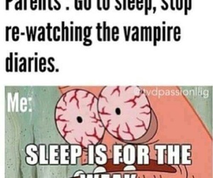 tvd, the vampire diaries, and funny image