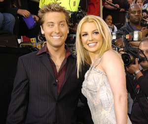2004, lance bass, and britney spears image