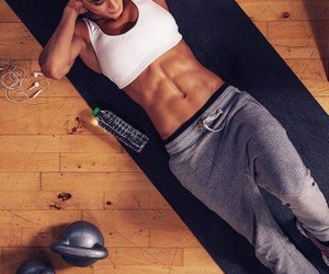 abs, fitspo, and body image