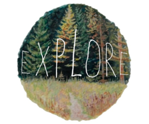 explore, quote, and tree image
