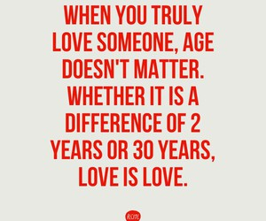 love and age image