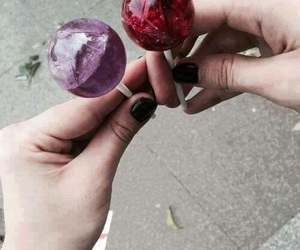 grunge, lollipop, and pale image