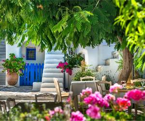 Greece, relaxation, and travel image