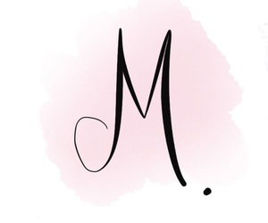 M and Letter image