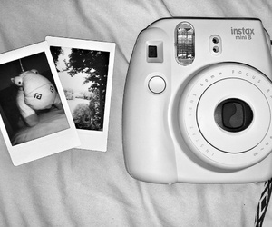 pictures, polaroid camera, and unicorn image