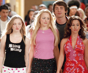 mean girls and girl image