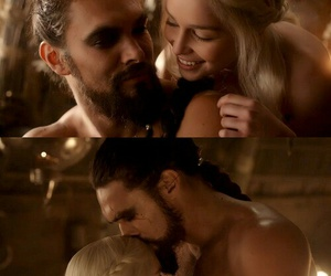 beautiful, game of thrones, and khal drogo image