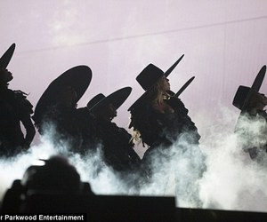 beyoncé, formation world tour, and beautiful image