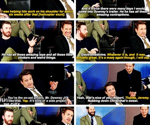 amazing, Avengers, and awkward image