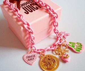 pink, juicy, and bracelet image