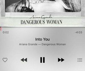 into you and ariana grande image