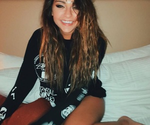 girl, andrea russett, and tumblr image