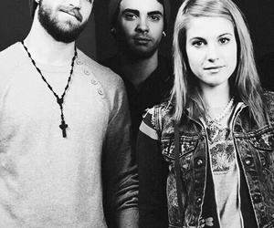music, paramore, and rock image
