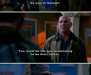 quotes, spn, and supernatural image