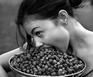 face, beautiful, and black and white image