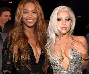 beyoncé and Lady gaga image