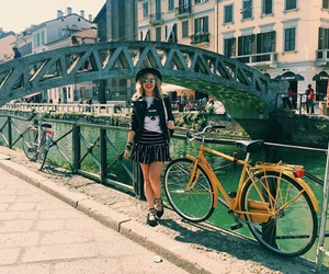beauty, blond, and italy image