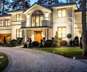 Dream and mansion image