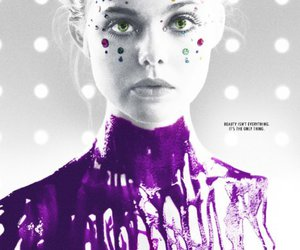 art, cannes, and ellefanning image