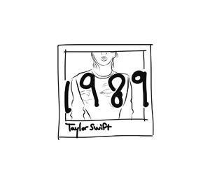 1989, album, and album cover image