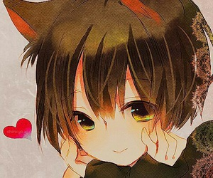 131 Images About Neko Boy On We Heart It See More About Anime