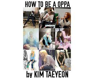 boo, kim taeyeon, and girls'generation image