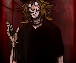 marioneta, creppypasta, and candle cove image