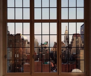 new york, city, and travel image