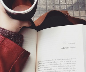 book, calm, and cold image