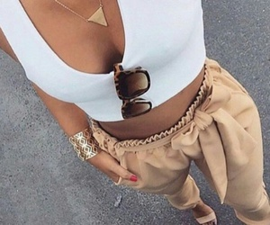 beige, fashion, and jewellery image