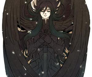 anime, hades, and Saint Seiya image
