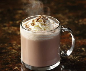 chocolate, chocolate quente, and hot ​chocolate image