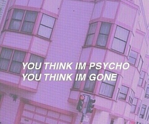 pink, melanie martinez, and Psycho image