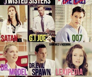007, mcsteamy, and lexie grey image