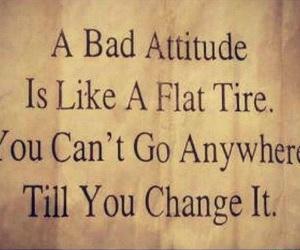 quote and attitude image
