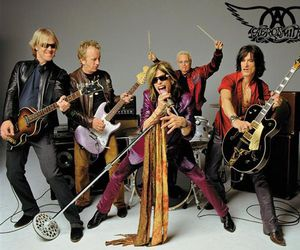 aerosmith, steven tyler, and rock image