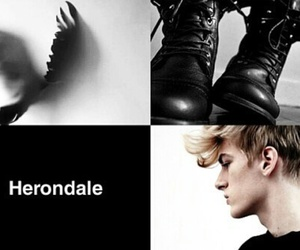 herondale and shadowhunters image