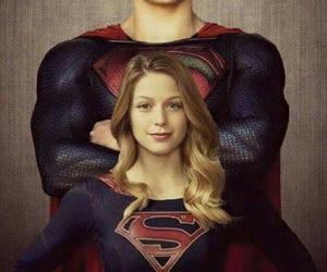 superman, Supergirl, and melissa benoist image