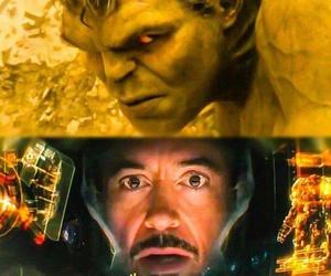 Hulk, iron man, and Avengers image