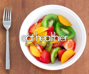 eat, fruit, and healthy image
