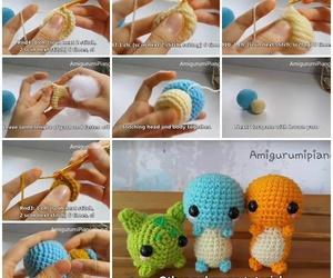 crochet, diy, and doityourself image